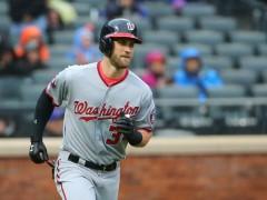 Bryce Harper Feels Bad for Matt Harvey