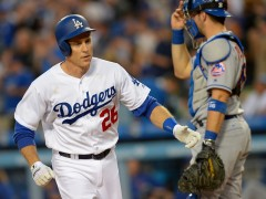 Negative Reaction: Chase Utley Had His Way With The Mets