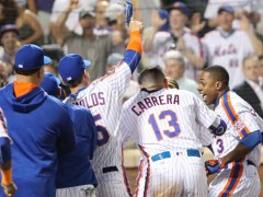 Mets Win In Thrilling Walk-Off Fashion, 6-5 Over The Dodgers