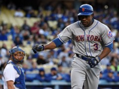 Curtis Granderson Starts Game Off With A Blast