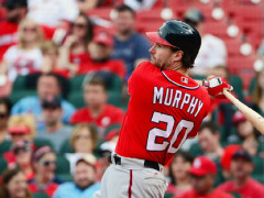 Daniel Murphy Returns To Citi Packing An MLB Leading .400 Average