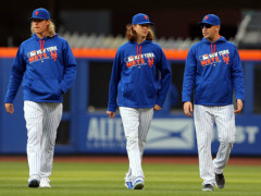 Mets Won't Discuss Starting Pitcher Extensions Before Spring