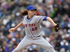 Topps Now: Get Your Jacob deGrom Card Now!
