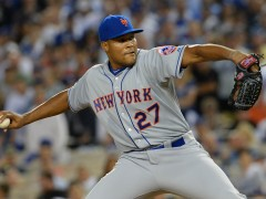 Familia Sets New Franchise Consecutive Saves Record