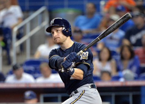 USP MLB: MILWAUKEE BREWERS AT MIAMI MARLINS S BBN USA FL