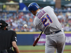Lucas Duda Yet To Resume Baseball Activities