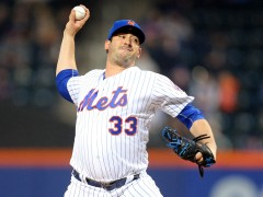 Matt Harvey's Struggles Continue In Disappointing Start