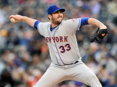 Harvey Falters As Mets Fall To Rockies 5-2 In Series Opener