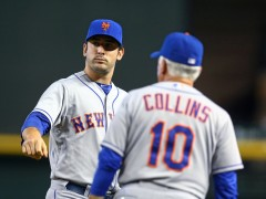 Matt Harvey Says He's Very Frustrated Right Now