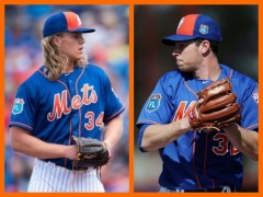 Matz and Syndergaard Have Been Baseball's Best 1-2 Punch