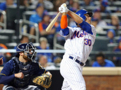 Conforto And Walker Both Homer In Return To Lineup