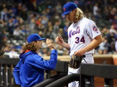 Syndergaard Continues To Show Why He Is The Mets' Ace