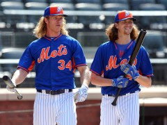 Rotation Realignment: DeGrom Will Start Friday, Syndergaard Pushed To Saturday