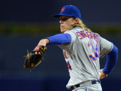 Now Pinch-Hitting For The Mets… Noah Syndergaard?