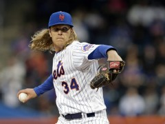 Week 8 Mets Pitching Review: Thunder In The Forecast