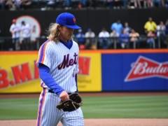 MMO Game Recap: Syndergaard Electric As Mets Sweep Brewers 3-1