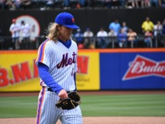 MMO Game Recap: Syndergaard Electric As Mets Sweep Brewers 3-1