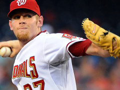 Nationals Sign Stephen Strasburg To 7-Year, $175M Extension