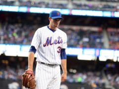 "Matz Had Surgery To Remove ""Massive"" Bone Spur"