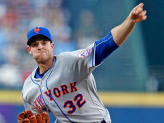 Steven Matz Struggles With Command In Loss To Cubs