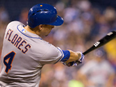 Wilmer Flores Has Been Crushing It Since Taking Over At Third Base