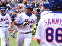 Talkin' Mets Podcast: Mets Sweep, Harvey Conundrum, Duda's Back Issue