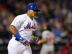 Yoenis Cespedes Heading To DL, Brandon Nimmo Recalled