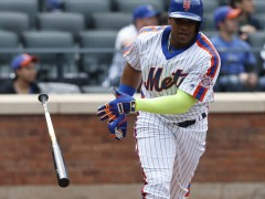 Yoenis Cespedes Maintains Hold On 3rd Outfield Spot in NL All Star Voting