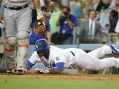 Agony and Ecstasy Unfold as Dodgers Top Nationals in Wild Finish