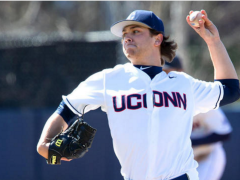 MLB Draft: Mets Select UConn LHP Anthony Kay With No. 31 Pick
