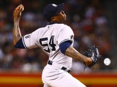 Yankees Sign Aroldis Chapman For 5 Years, $86M