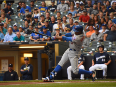 Curtis Granderson Showing Signs Of Heating Up