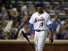 Granderson To Miss More Time With Calf Strain