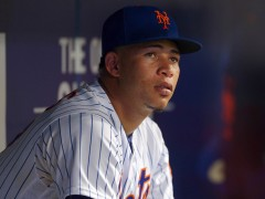 Hansel Robles Suffered A Sprained Ankle