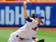 Jacob DeGrom Was DeGrominant Again
