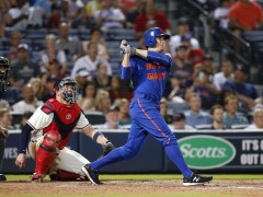Kelly Johnson Homers Late As Mets Beat Braves 1-0 In Extras