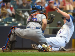 MMO Game Recap: Mets Outlast Brewers In Wild Extra-Innings Win