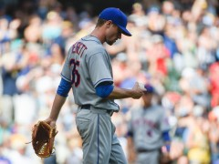 Mets Option Logan Verrett To Triple-A, Promote RHP Erik Goeddel