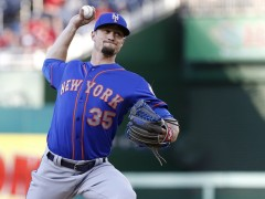 Logan Verrett Kept The Mets In The Game