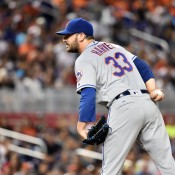 Harvey Has Experienced No Pain When Throwing This Offseason