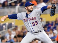 MMO Game Recap: Fernandez Outduels Harvey As Mets Fall 1-0 To Marlins