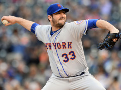 Matt Harvey's Resurgence Continues