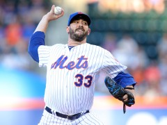 Matt Harvey Signs For $5.125 Million, Avoiding Arbitration