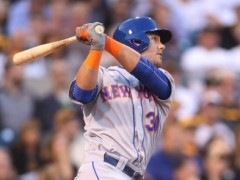 Nimmo Will Likley Be Sent Down When Conforto Returns