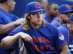 Syndergaard Comes Clean About Bone Spur