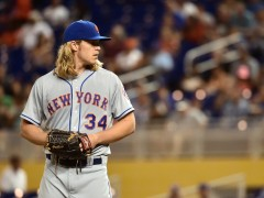Noah Syndergaard's Juice-Filled Health Infusion