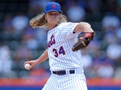 Noah Syndergaard to Start Wild Card Game