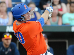 MLB Draft: Mets Select First Baseman Peter Alonso In Second Round