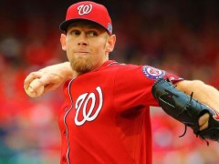 Nationals Place Stephen Strasburg On 15-Day DL