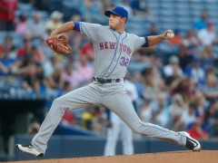 Steven Matz Continues To Deal With Elbow Tightness